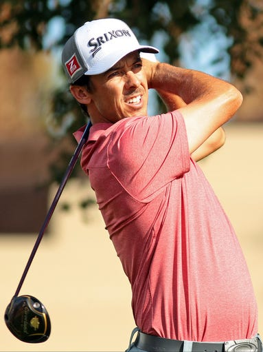 2015 Humana Challenge Golf Tournament Day 1 In Photos