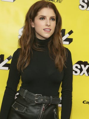 Actress Anna Kendrick is 35