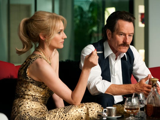 As part of an undercover operation, Robert (Bryan Cranston)