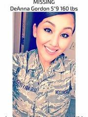 DeAnna May Gordon, 20, was last seen in Alamogordo