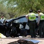 Ann Day killed in crash