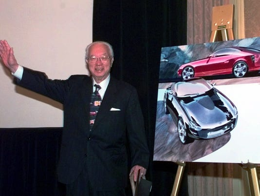 Nissan exec, creator of Z sports car, dead at 105