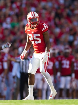 Badgers cornerback Derrick Tindal is expected to be a starter this season.