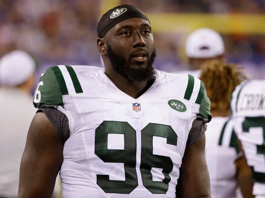 Muhammad Wilkerson said the Jets didn't have a plan early in the season as he returned from surgery.