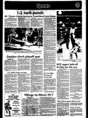 Battle Creek Sports History: Week of Dec. 8, 1976