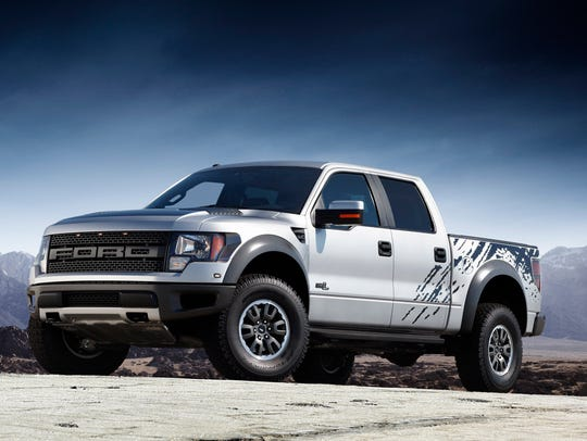 2011 Ford F-150 SVT Raptor: