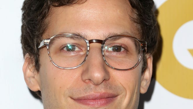 Actor Andy Samberg shocked pundits, and was surprised himself, by receiving a Golden Globe nomination Thursday.