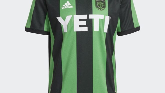 On Wednesday, Austin FC officials unveiled the club's initial home jersey that will be worn by the Major League Soccer franchise's players in the 2021 season.