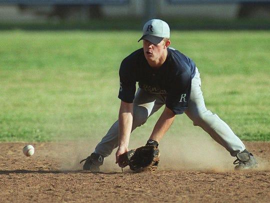 VTD 0518 Aaron Hill Vingtage Baseball