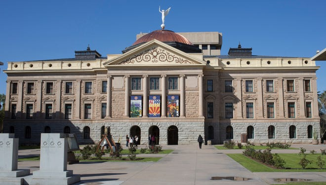 Arizona State Capitol.
