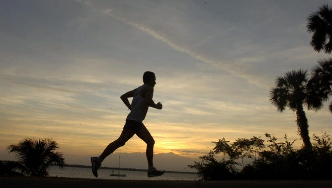 The Space Coast has great running opportunities just about every weekend.