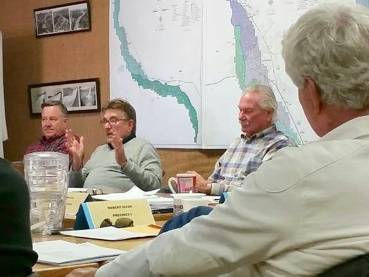 EBID board gets 2016 water update