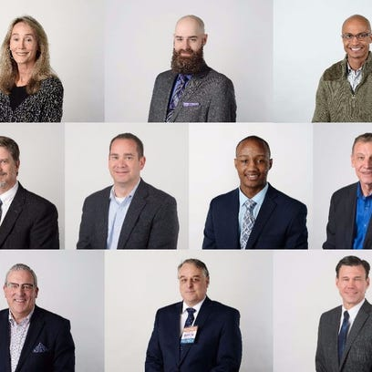 These 10 residents are running for seats on City Council.