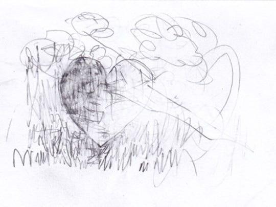 Doodle No. 3.