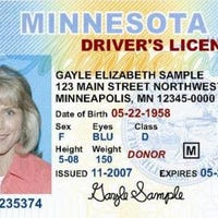 moving to minnesota drivers license