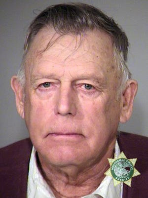 This Wednesday, Feb. 10, 2016 booking photo provided by the Multnomah County, Ore., Sheriff''s office shows Nevada rancher Cliven Bundy. Bundy, the father of the jailed leader of the Oregon refuge occupation, and who was the center of a standoff with federal officials in Nevada in 2014, was arrested in Portland, the FBI said Thursday, Feb. 11, 2016.