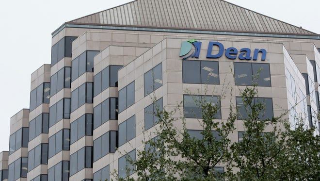File photo taken in 2010 shows the Dallas building that houses the headquarters of Dean Foods.