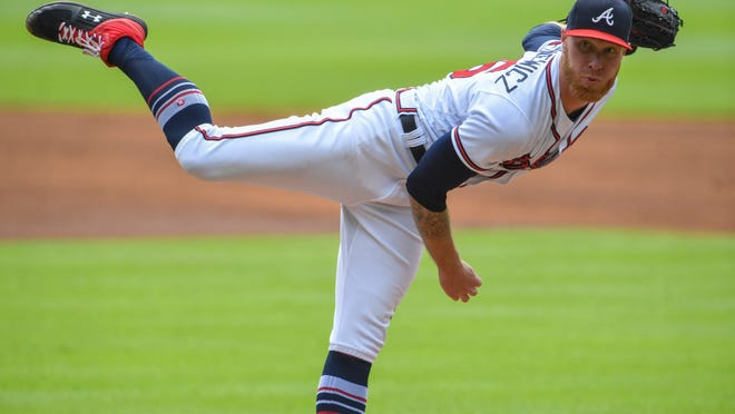 Mike Foltynewicz (Dale Zanine/USA TODAY Sports)