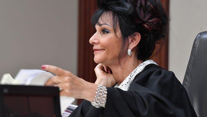 Judge Rosemarie Aquilina.