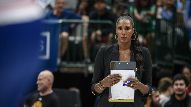 "Basketball superstar Lisa Leslie says, ""We've got to do better as people and how we're treating people that are not like us."""