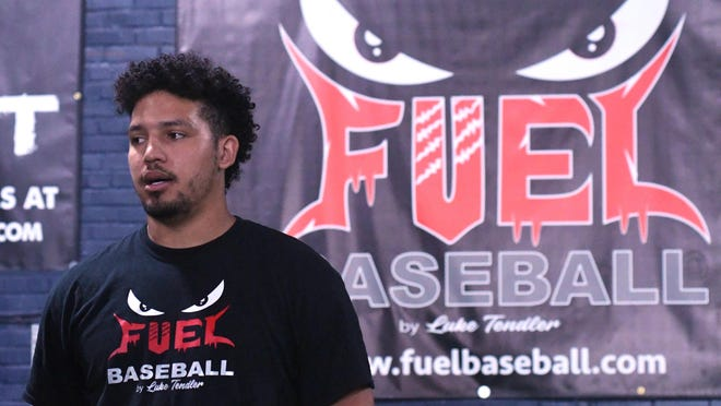 Laney graduate and former minor league baseball player Luke Tendler recently opened Fuel Baseball a new indoor baseball facility in Wilmington off Castle Hayne Road.