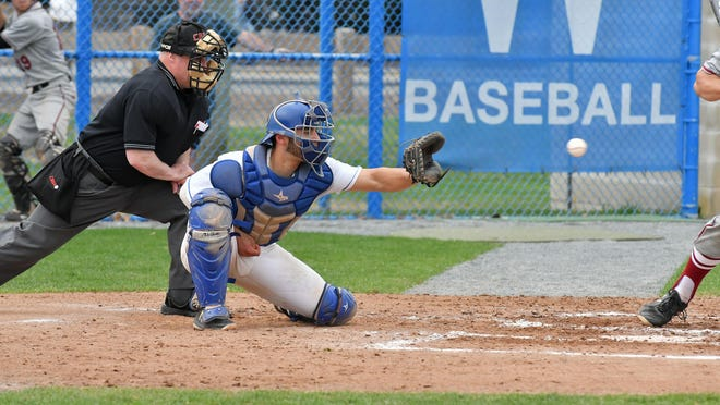 Catcher Nick Raposo, a Johnston native and recent Wheaton College senior, has signed with the St. Louis Cardinals.