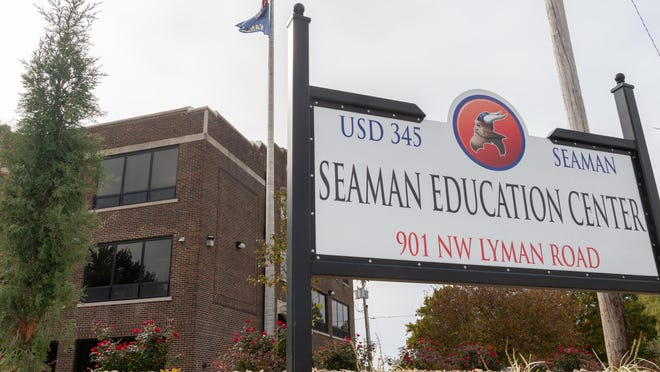 The Seaman Board of Education will host a community conversation on racism and social injustice, and a likely topic will be addressing student journalists' story finding a connection between the district's namesake, Fred Seaman, and the Ku Klux Klan.