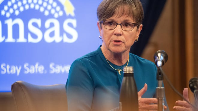 Gov. Laura Kelly said she was increasingly optimistic about development of a compromise bill between the legislative and executive branches of governor on revisions to the state's emergency disaster law. The Legislature convenes in special session Wednesday.