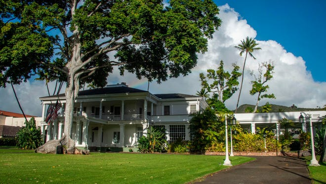Washington Place, the longtime Honolulu residence of Hawaii's Queen Liliuokalani, is turning 175 years old this year.