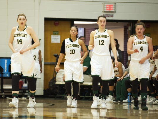 UVM women's basketball