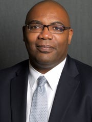 Maurice Edington, vice president for strategic planning,