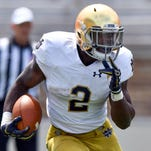 RB Dexter Williams: 'It could have been my last chance at Notre Dame'