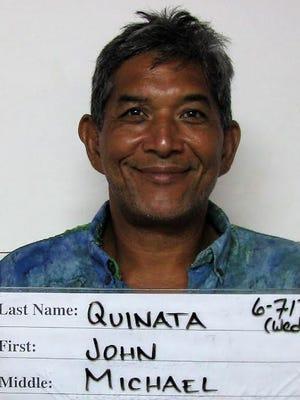 John Michael Quinata
