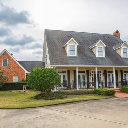 Pampered pets' apartment highlights golf course mansion