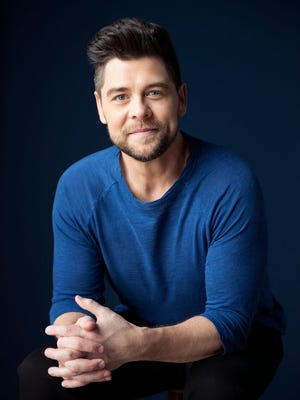 """Jason Crabb's """"Whatever the Road"""" is nominated for Best Contemporary Christian Music Album at the 58th annual Grammy Awards."""