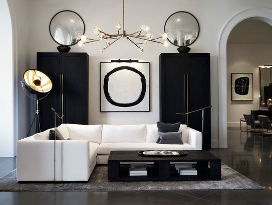 Inspired Interiors Restoration Hardware Launches Modern