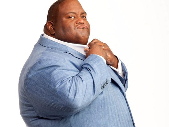 Lavell Crawford, a comedian and actor, performs Friday through Sunday at Chuckles Comedy House.