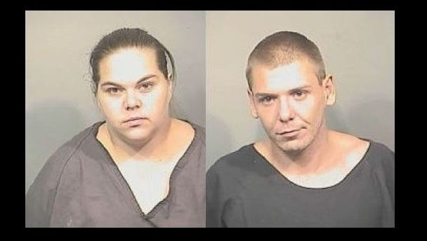 Police have arrested 29-year-old Brian West and 26-year-old Leslee West in conjunction with what they say is a potentially deadly meth lab in Melbourne.