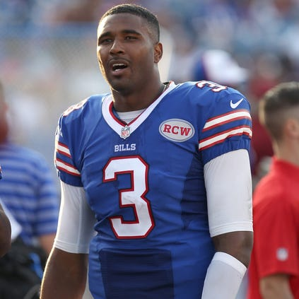EJ Manuel and the Buffalo Bills starting offense is expected to play in the final preseason game Thursday night.