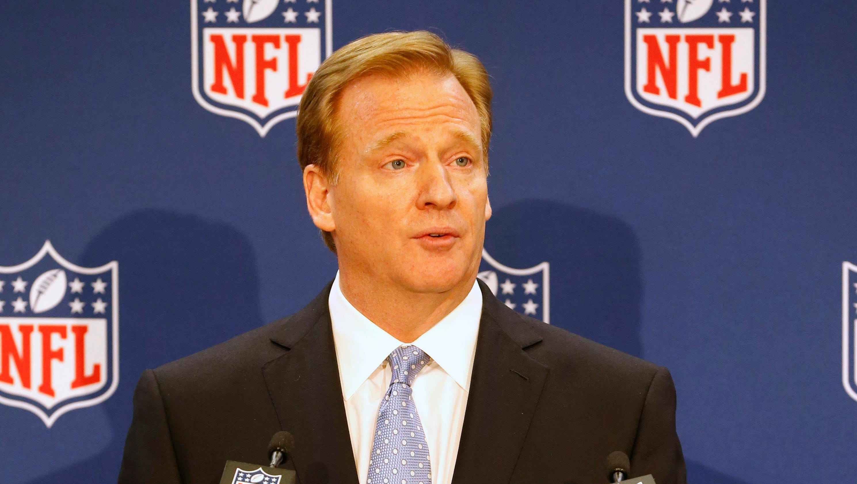 goodell chat sites Nfl commissioner roger goodell surprised bill duggan, a tarrytown firefighter  battling brain cancer, with super bowl tickets see if on video.