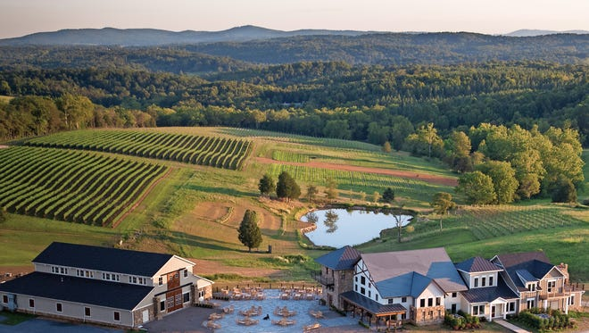 Stone Tower Winery is a premium vineyard, winery and wedding venue in Virginia's wine country.