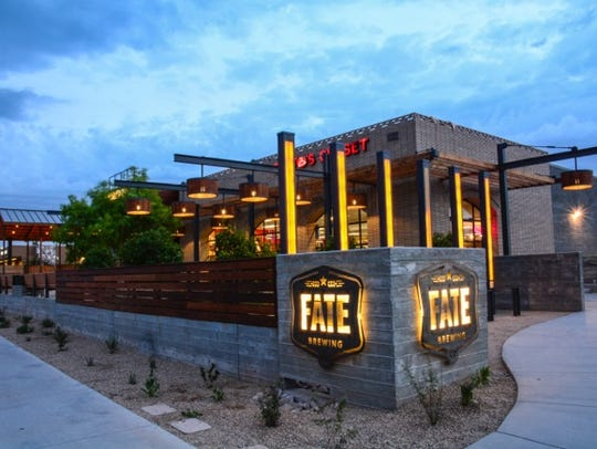 Fate South is Fate Brewing Company's second Scottsdale
