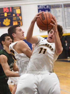 The Pequannock boys' basketball team defeated rivals Kinnelon this week in a key NJAC-Independence matchup in Pompton Plains.