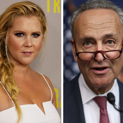 """I'm on it,"" Amy Schumer says of gun violence, which killed two people at a screening of her movie 'Trainwreck.'"