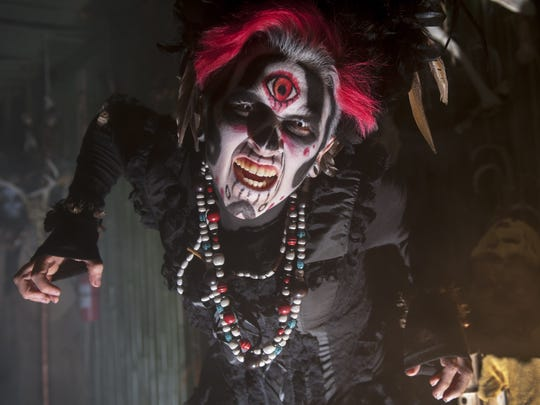 Creamy Acres' Night of Terror is still the top South Jersey haunted attraction.