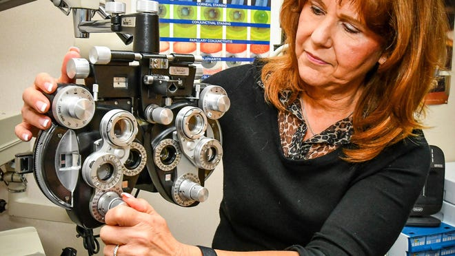 Deanne Brady is the owner of New York Optical in Newburgh.