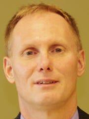 Coshocton Law Director Bob Skelton