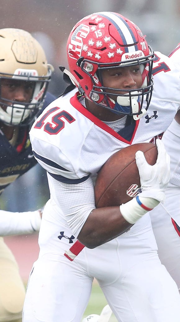 Stepinac defeated Canisius 49-28 to win the Catholic