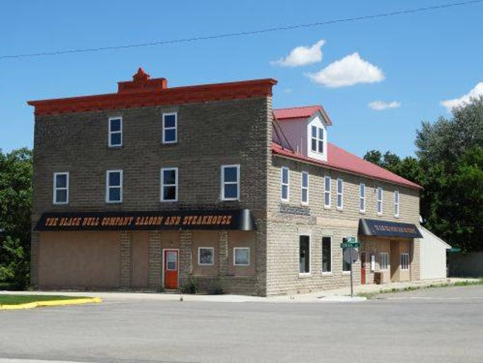 Tall Boys Tavern is located at 122 Central Ave, Hobson,
