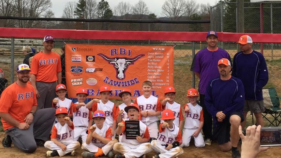 The Raleigh Baseball Institute will hold tryouts for its youth teams Saturday in Sylva.